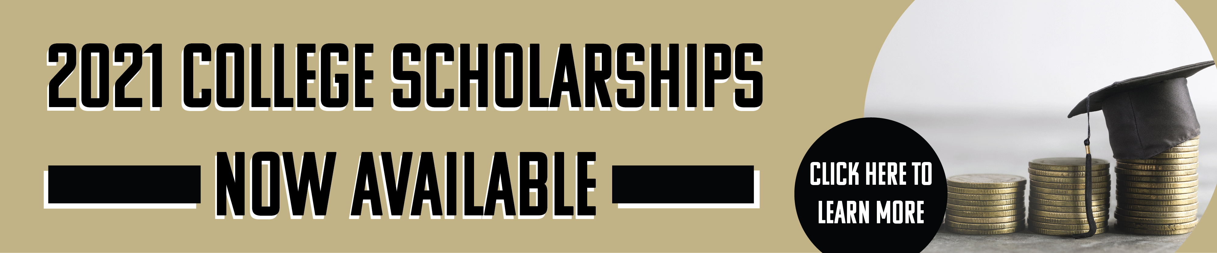2021College Scholarships Now available